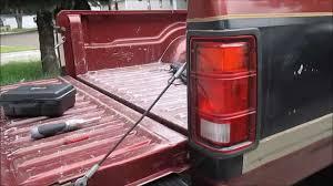 98 dakota tail lights back up light fix dodge dakota youtube