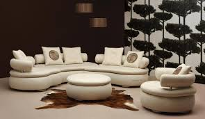 round sectional sofa for unique seating alternative traba homes