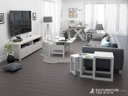 Whitewash Desk Dandenong Furniture Packages Whitewash B2c Furniture