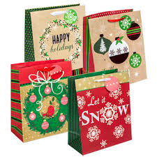 assorted gift bag dollartree