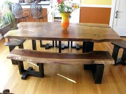 Bench Style Dining Tables Bench Style Kitchen Tables And Corner Bench Style Dining Tables 25