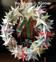 3d Star Wreath 5 Steps