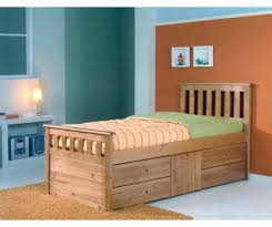 Verona Bed Frame Verona Designs Captains Ferrara Captains Ferrara Pine Storage