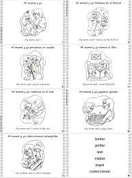 17 best images of que hora es worksheet spanish la hora spanish