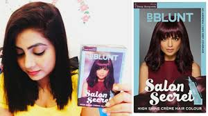 how to colour hair at home first impression review bblunt salon