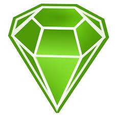 Emerald File Emerald Logo Svg Wikimedia Commons