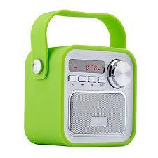 radio de cuisine bluetooth radio portable haut parleur bluetooth avec fm radio sans