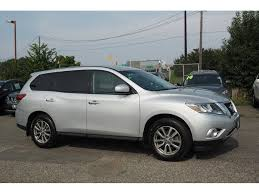 nissan pathfinder dimensions 2014 2014 used nissan pathfinder near newark in totowa vin