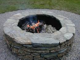 Diy Backyard Fire Pit Ideas Outdoor Fire Pit Designs Brick Implementation Of Outdoor Fire