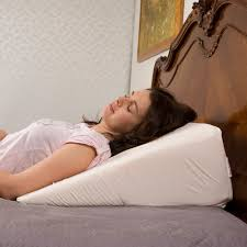buy wedge pillow bed wedge foam wedge for reflux and back pain
