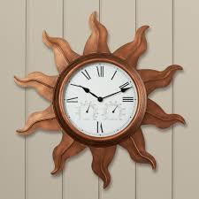 Decorative Clock Outdoor Wall Clock Designs Med Art Home Design Posters