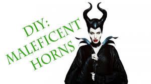 Halloween Costume Maleficent Diy Maleficent Horns