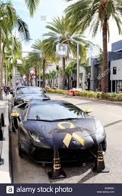 batman car lamborghini batman decorated lamborghini parked on rodeo drive beverly hills