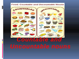 Countable And Uncountable Nouns List And Uncountable Nouns