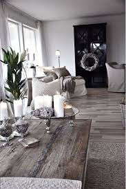 grey home interiors wood brayed wood circles decor trends 2014