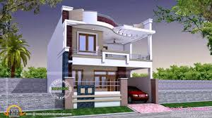 House Front View Design In India