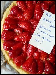 des vers dans ma cuisine un basique dans ma cuisine une tarte aux fraises pour jeannie