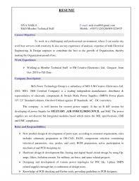 mechanical resume experienced mechanical engineer sample resume