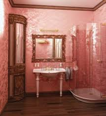 vintage pink bathroom tile ideas and pictures