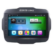 jeep renegade accessories inch 2016 jeep renegade high version with capacitive touch screen
