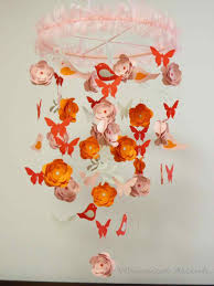 Butterfly Chandelier Wall Decoration Ideas With Paper Butterfly Ash999 Info