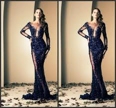 wholesale backless wedding dresses buy 2015 vintage navy blue