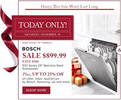 black friday dishwasher hudson u0027s bay canada pre black friday 1 day sales save 900 off