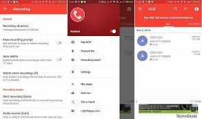 record phone calls android how to record phone calls on android techindroid