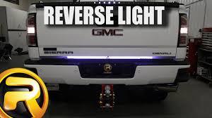 led bumper backup lights access led back up light on a 2015 gmc sierra 2500 fast facts