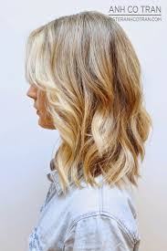 vies of side and back of wavy bob hairstyles 35 best medium length hairstyles for 2018 easy shoulder length