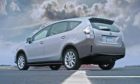 all wheel drive toyota cars 2017 toyota prius v awd crossover gets rendered