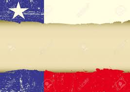 Texaa Flag A Texas Flag With A Large Frame For Your Message Royalty Free