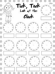 clock worksheets online telling time freebie use this throughout the day when a buzzer