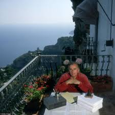 gore vidal u0027s italian villa where he hosted mick jagger and hillary