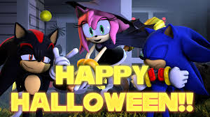 happy halloween meme happy halloween sonic animation youtube