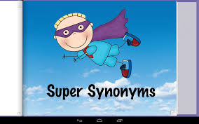 english for kids synonyms android apps on google play