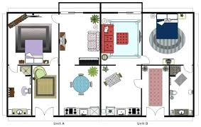 duplex floor plan interior design floor plan templates free best
