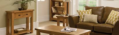 Toulouse Oak Living Room Furniture Free Delivery Oak Furniture - Oak living room sets