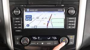 nissan altima 2015 dashboard 2015 nissan altima climate controls youtube