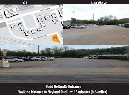 University Of Tennessee Parking Map by Tennessee Fund Parking Map U0026 Lot Details