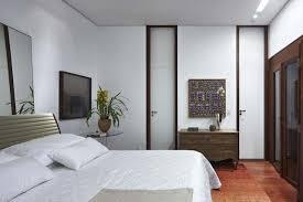 the neutral bedroom minimalist interior