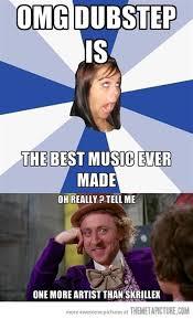 Dubstep Memes - funny annoying girl meme dubstep jpg 450 743 techno pinterest