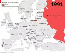 map of ussr how did the collapse of the soviet union affect the quora