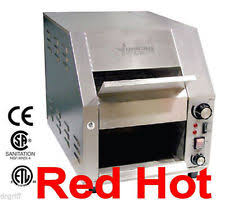Rotary Toaster Commercial Conveyor Toaster Ebay