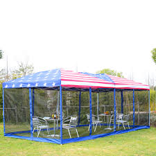 12 X 20 Canopy Tent by Outsunny 10 U0027 X 20 U0027 Pop Up Canopy Shelter Party Tent With Mesh