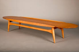 Surfboard Coffee Table Surfboard Coffee Table 350 Apartment Therapy