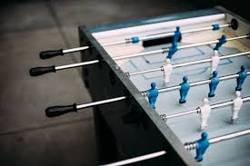 space needed for foosball table 10 best foosball tables in depth reviews for 2018 top10table