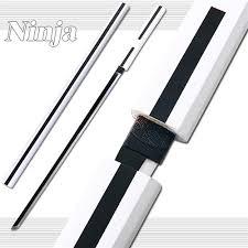 sasuke shirasaya anime katana animation samurai sword