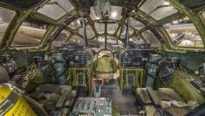 B 29 Interior Cockpit360