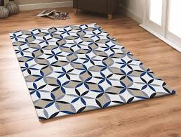 Impressions Rugs Beige And Blue Rug Roselawnlutheran